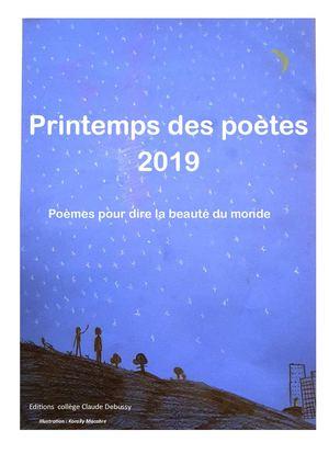Calaméo Recueil Poèmes 2019