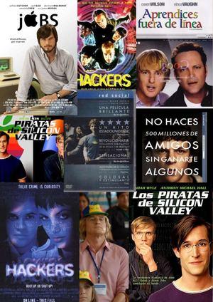 Calaméo Peliculas Jobs Aprendices Fuera De Línea La Red Social Hackers Piratas Informáticos Los Piratas De Silicon Valley