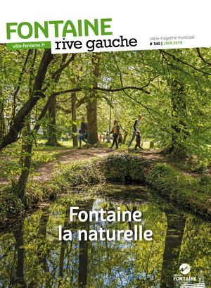 Fontaine Rive Gauche 340 Juin 2019