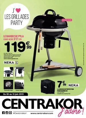 Calaméo Catalogue 627 Centrakor J Les Grillades