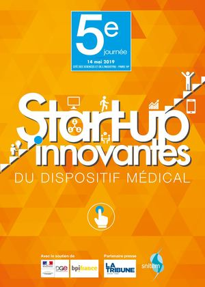 Booklet 5e Journée start-up 2019