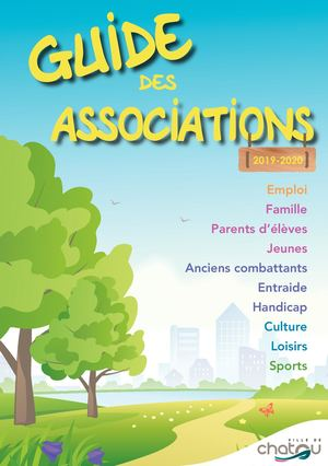 Guide des associations 2019/2020