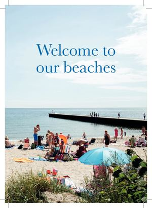 Welcome to our beaches 2019