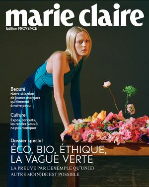 802 MARIE CLAIRE PROVENCE JUIN 2019