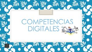 Competencias Digitales Sol