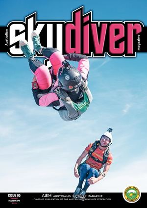 Australian Skydiver Magazine issue 95