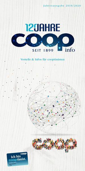2019 02 Coop Info - Jahresausgabe