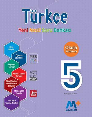 51c4bb22e8c03 Calaméo - 5. Sınıf Türkçe Yeni Nesil Soru Bankası