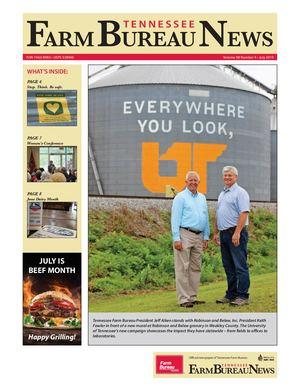 Calaméo - July 2019: TN Farm Bureau News
