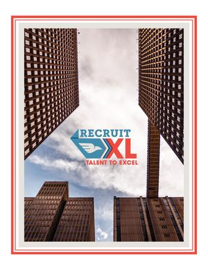 Recruit XL Digital Magazine