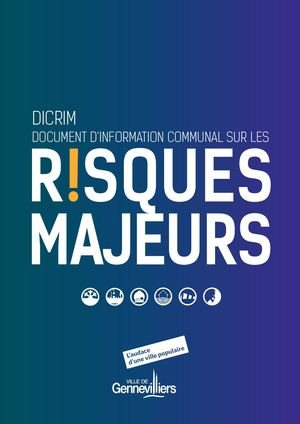Guide : DICRIM - Document d'information communal sur les risques majeurs