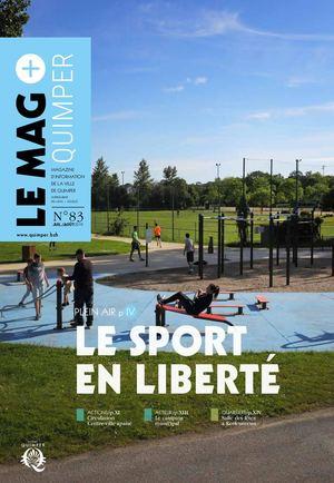 Le Mag+ Quimper n°83 - juil./août 2019