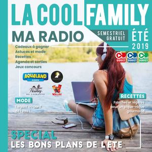 La COOL FAMILY été 2019
