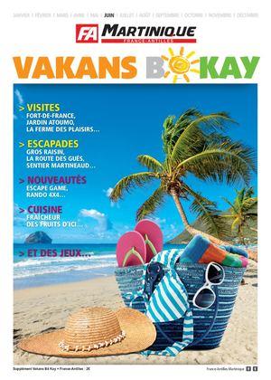 Vakans Bokay 2019 - France-Antilles Martinique