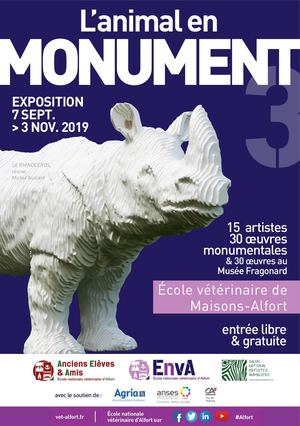 2019 09 07 L'animal En Monument Flyer Page