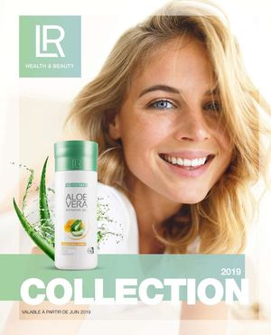 Catalogue ALOE VERA Page 71 - LR 2019 Santé Beauté LR Health and Beauty