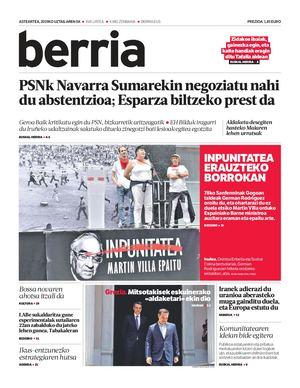 BERRIA / 2019-07-09