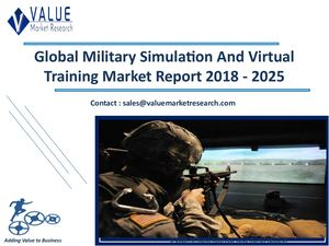 Military Simulation And Virtual Training Market Size, Industry Analysis Report 2018-2025 Globally