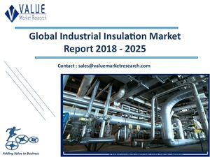 Industrial Insulation Market Size, Industry Analysis Report 2018-2025 Globally