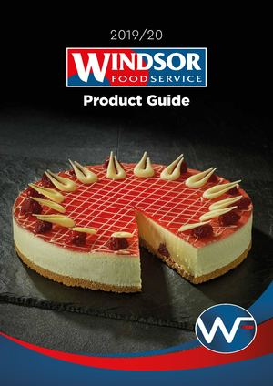 Windsor Product Guide 2019/20