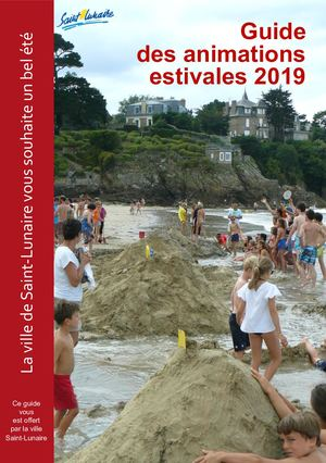 Guide Des Animations 2019 St Lunaire