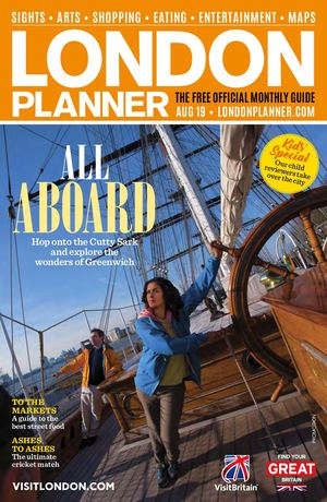LONDON PLANNER AUGUST 2019