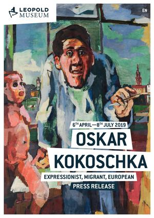 OSKAR KOKOSCHKA Press Release