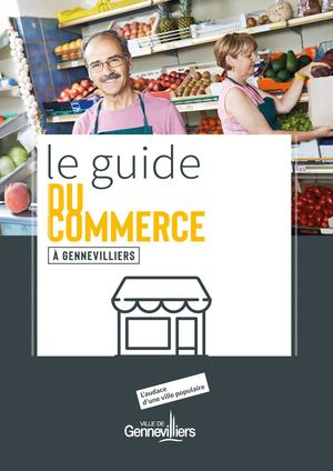 Le guide du commerce à Gennevilliers