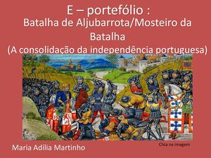 Batalha De Aljubarrota Final