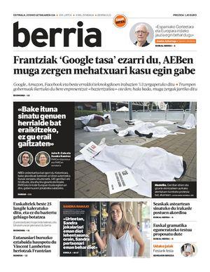 BERRIA / 2019-07-12