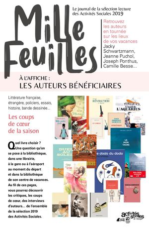 Journal Mille Feuilles Adulte 2019