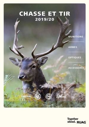 Ruag Ammotec France Catalogue 2019/20