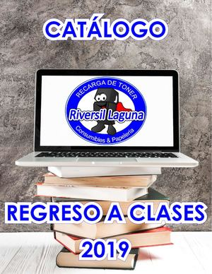 Catalogo Back To School 2019 Riversil Laguna Ventas