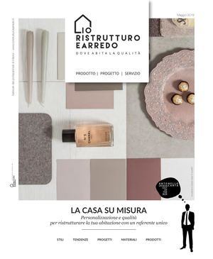 Antonello Carta Magazine 05 2019