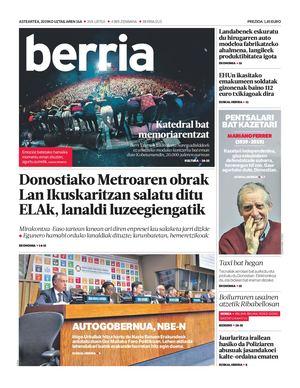 BERRIA / 2019-07-16