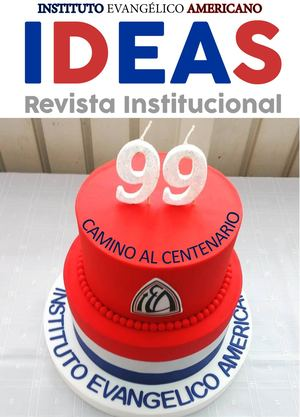 Revista IDEAS - Primer Semestre 2019