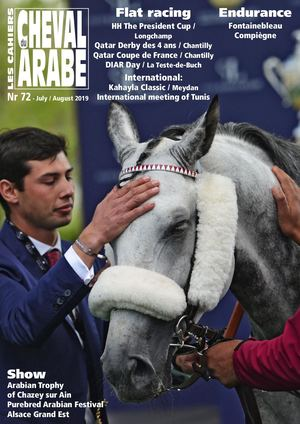 Les Cahiers du Cheval Arabe N° 72 - English
