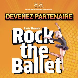 Rock The Ballet - Dossier sponsoring