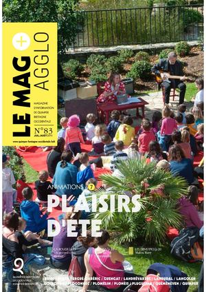 Le Mag+ Agglo n°83 - juillet/août 2019