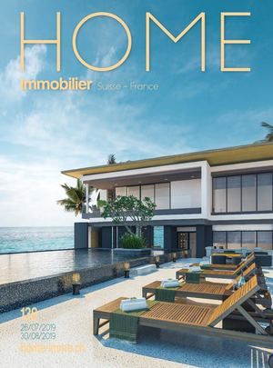 magazine home immobilier n°139 Geneve France