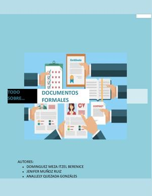 Documentos Formales Revista Editado