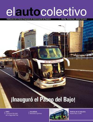 El AutoColectivo Edición N° 621