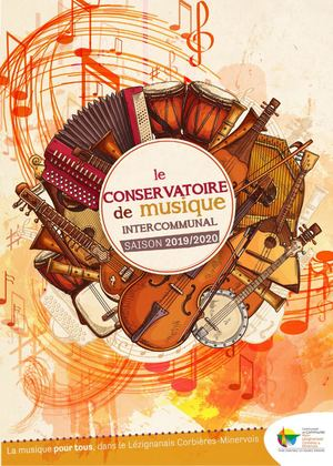 Conservatoire intercommunal - saison 2019/2020