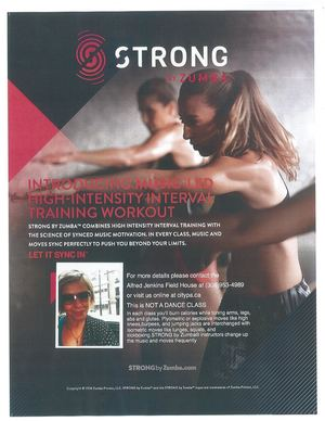 Strong By Zumba Fall