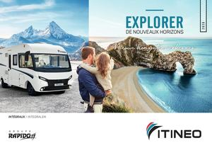 Itineo collection 2020 Integraux FR/NL