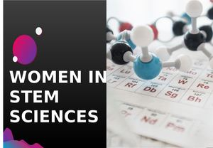 Women In Stem Sciences