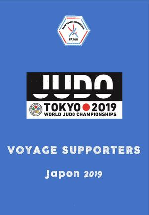 Voyage Supporters Japon 2019 Supporters Option Voyage +Compétition