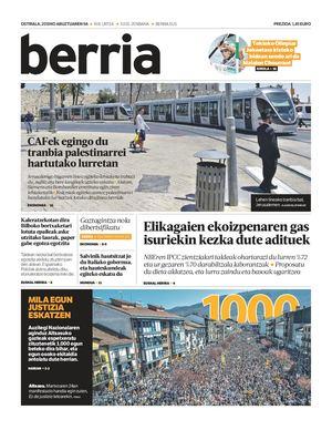 BERRIA / 2019-08-09