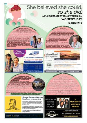 Women's Day 2019 | Mossel Bay Advertiser