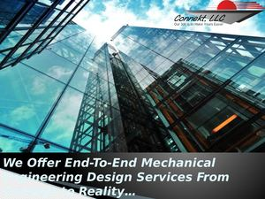 Electrical & mechanical engineering design firm